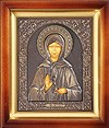 Religious icons: Holy Blessed Matrona of Moscow - 2