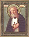 Religious Orthodox icon: Holy Venerable Seraphim the Wonderworker of Sarov - 5
