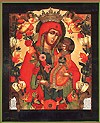 Religious Orthodox icon: Theotokos the Sweet Flower