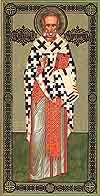 Religious Orthodox icon: Holy Hierarch Nicholas the Wonderworker - 5