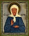 Religious Orthodox icon: Blessed Eldress Matrona