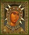 Religious Orthodox icon: Theotokos of Philerm