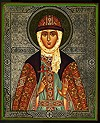 Religious Orthodox icon: Holy Right-believing Princess Olga Equal-to-the-Apostles