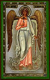 Religious Orthodox icon: Holy Guardian Angel - 4