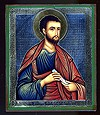Religious Orthodox icon: Holy Apostle Bartholomew