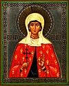 Religious Orthodox icon: Holy Martyr Marina