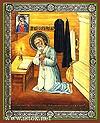 Religious Orthodox icon: Holy Venerable Seraphim of Sarov, Venerable Death