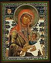 Religious Orthodox icon: Theotokos the Milk-Giver