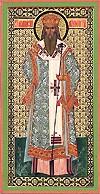 Religious Orthodox icon: St. Athanasius the Wonderworker of Lubensk