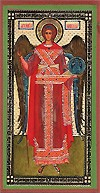Religious Orthodox icon: Holy Archangel Michael - 5