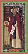 Religious Orthodox icon: Holy Venerable Tychon of Kaluga