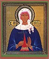 Religious Orthodox icon: Holy Martyr Lydia