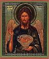 Religious Orthodox icon: St. John the Forerunner