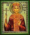 Religious Orthodox icon: Holy Emperor Constantine Equal-to-the-Apostles