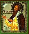 Religious Orthodox icon: Holy Blessed Laurentius of Kaluga