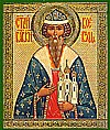 Religious Orthodox icon: Holy Right-believing Prince Vsevolod