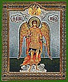 Religious Orthodox icon: Holy Archangel Michael - 7