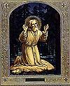 Religious Orthodox icon: Holy Venerable Seraphim the Wonderworker of Sarov - 11