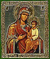 Religious Orthodox icon: Theotokos the Quick to Hearken