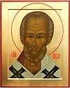 Byzantine icon: St. Nicholas the Wonderworker