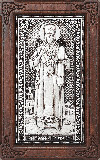 Icon - Holy Hierarch Josaph of Belgorod - A171-1