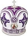 Mitres: Bishop mitre no.104