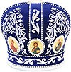 Mitres: Embroidered mitre no.46