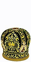 Mitres: Embroidered Priest mitre - 41