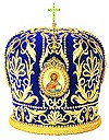 Mitres: Embroidered Bishop mitre - 40