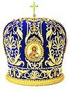 Mitres: Embroidered Bishop mitre - 61