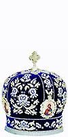 Mitres: Embroidered Bishop mitre - 62