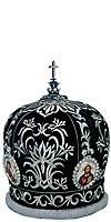Mitres: Embroidered Bishop mitre - 66