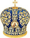 Mitres: Embroidered Bishop mitre - 57