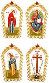 Mitre icon set - 8