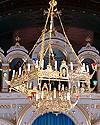 Greek Orthodox two-level horos (26 lights) - 1