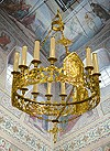 Greek Orthodox horos (12 lights)
