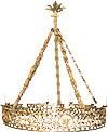 Church chandelier (khoros) (10 lights)