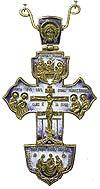 Pectoral chest cross - 0-111