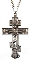 Pectoral chest cross - 1