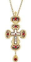Pectoral chest cross no.9