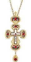 Pectoral chest cross no.9