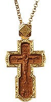 Pectoral chest cross no.62b