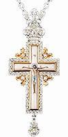 Pectoral chest cross no.18