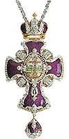 Pectoral chest cross no.23