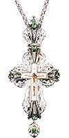 Pectoral chest cross no.43