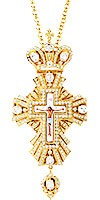 Pectoral chest cross no.54