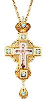 Pectoral chest cross no.11