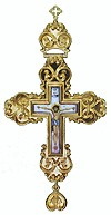 Pectoral chest cross - 73