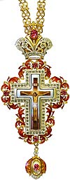 Pectoral chest cross no.90