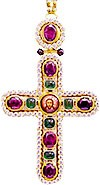 Pectoral chest cross no.126